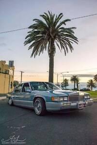1990 Cadillac De Ville Sedan Melbourne CBD Melbourne City Preview