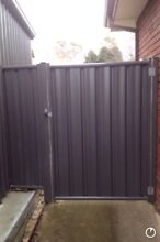 Colourbond gates and fencing- as new Pearce Woden Valley Preview