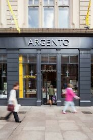 STORE MANAGER - ARGENTO NEWRY