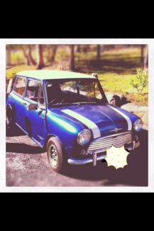 Wanted: Wanting history of this mini - can you help?