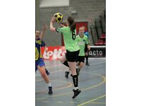 Try Korfball - at the new Oriam sports centre