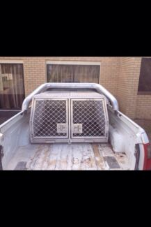 Dog Cage Lowood Somerset Area Preview