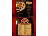 STARS ON 45 by STARSOUND Vinyl LP. Catalogue number CB271. dance music.