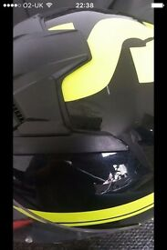 For sale - L52 bike helmet size S (adults). Great condition. Minor scuffs that can be seen in pics