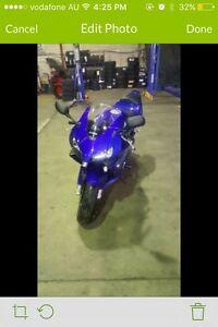 Motor bike cbr 600rr Woonona Wollongong Area Preview