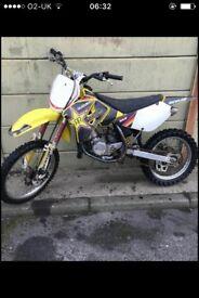 RM 85 2007 model