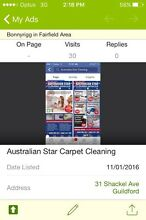 Australian Star Cleaning Services Hornsby Heights Hornsby Area Preview