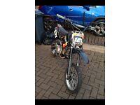 Stomp 140cc pitbike crf70 size
