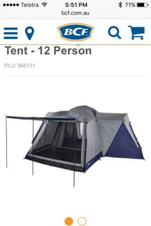 OZtrail 12 person Tent  sc 1 st  Gumtree & tent bcf in Queensland | Gumtree Australia Free Local Classifieds
