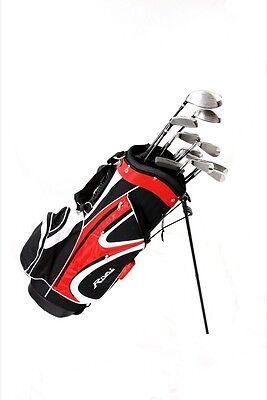 VERLÄNGERTE Golfschläger RIVAL, Golfset, Komplettset Graphit, RA-GG+1 (127)