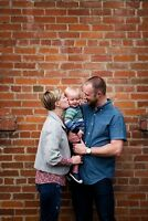 Booking Spring Engagement, Maternity, Family & Newborn Sessions
