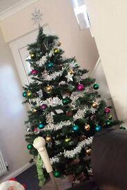 ☆ 6ft pine Christmas Tree Boxed ☆
