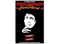 2 GERRY CINNAMON TICKETS AND HOTEL