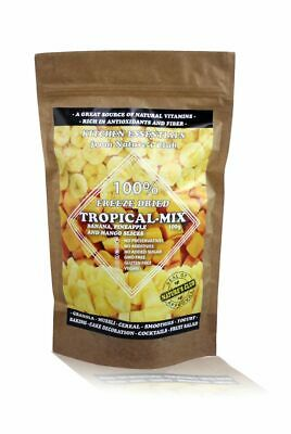 Freeze Dried Tropical-Mix