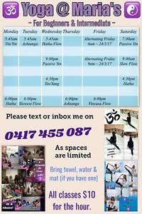 Yoga Classes For Everyone $10 - Beginners To Intermediate Rural View Mackay City Preview