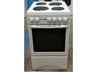 a033 white belling 50cm solid ring electric cooker comes with warranty can be delivered or collected