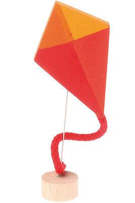 Grimm's Grimm Stecker Drachen 03991 Geburtstagsspirale / Geburtstagsring +BONUS