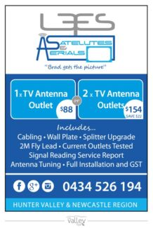 TV OUTLET - TV POINT - TV JACK - ANTENNA OUTLET - ANTENNA POINT Gillieston Heights Maitland Area Preview