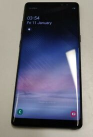 Samsung Galaxy Note 8 64GB - Very Good Condition - Unlocked