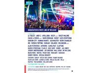 Hideout 2018 Standard Festival ticket + shuttle pass