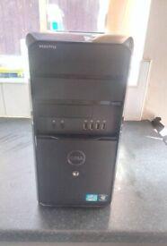 Powerful Dell Gaming PC GTX 1060 i5-2500 8GB RAM 650GB HDD