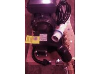 single phase cold water pressure washer