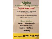 Alpha Window Cleaning Services