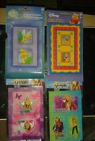 7 DESIGNS OF MAGNET PACKS GREAT FOR BIRTHDAY PARTIES/PRIZES ETC