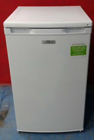 k652 white new world under counter fridge with freezer box new graded with manufacturers warranty