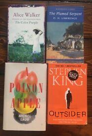 Fiction Books for sale