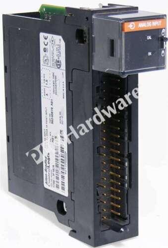 Allen Bradley 1756-IF16 /A ControlLogix 16 Current/Voltage Analog Input QTY