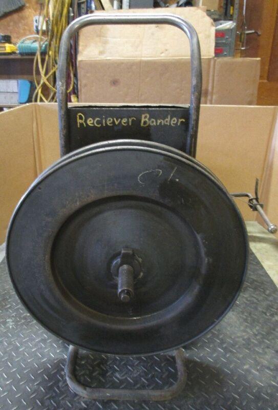 """Reese 13036  3/4"""" steel banding cart"""