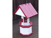 Wishing Well Planters top quality strong