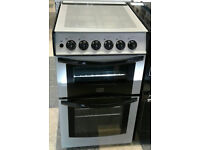 a688 silver parkinson cowan 50cm gas cooker comes with warranty can be delivered or collected
