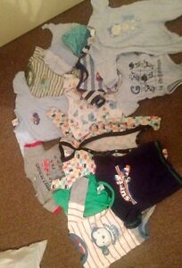 Bulk lot baby boy clothes 0000 & 000 Warragul Baw Baw Area Preview