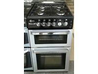 a042 silver flavel 50cm gas cooker comes with warranty can be delivered or collected
