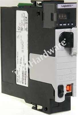 Allen Bradley 1756-l72 B Controllogix Logix5572 Processor 4 Mb Frn 19.15