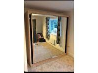 😘💘🖤 Sliding Mirror Doors Wardrobes- Brand New Wardrobes- Order Now😛