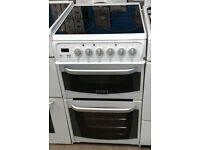 d051 white cannon 50cm ceramic electric cooker comes with warranty can be delivered or collected