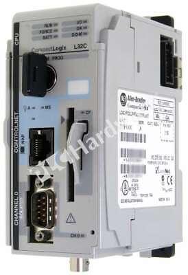 Allen Bradley 1769-l32c A Compactlogix Controlnet Processor 750kb Frn 19.15