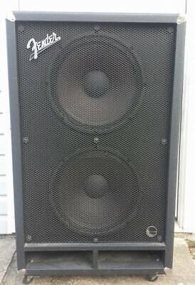 Speaker Cabinets - Fender Bassman