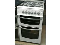 h800 white stoves 50cm gas cooker comes with warranty can be delivered or collected