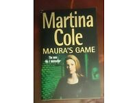 New book Maura's Game by Martina Cole