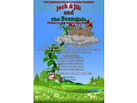 PANTOMIME - Jack & Jill and The Beanstalk