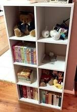 Good Condition, Small White Bookshelf - Must Go! Willoughby Willoughby Area Preview