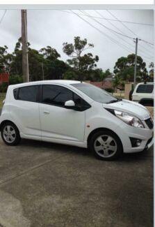 2010 Holden Barina Spark CDX Manual Ermington Parramatta Area Preview