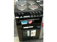 a194 black belling 50cm solid ring electric cooker new with manufacturers warranty can be delivered