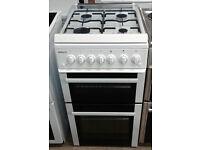 a130 white beko 50cm gas cooker
