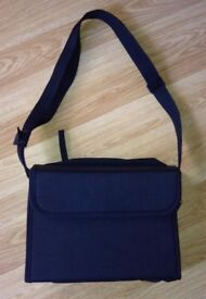 "9"" PORTABLE DVD BAG"