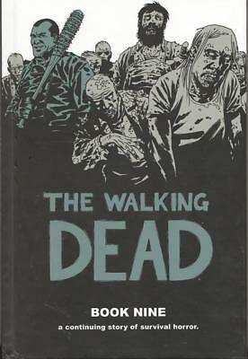 Graphic Novel - Image Comics - THE WALKING DEAD: Book Nine - HARDCOVER for sale  Shipping to Canada